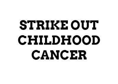 Strike Out Childhood Cancer